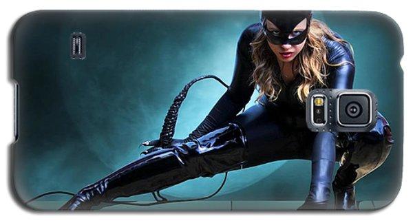 The Feline Fatale Galaxy S5 Case