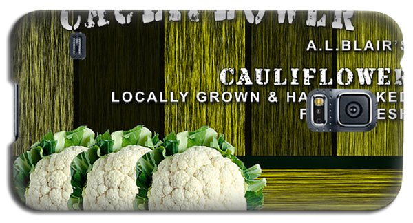 Cauliflower Farm Galaxy S5 Case