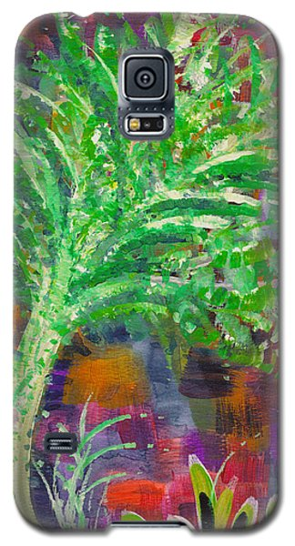 Celery Tree Galaxy S5 Case