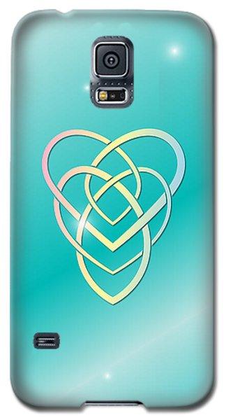 Celtic Motherhood Knot Galaxy S5 Case by Ireland Calling