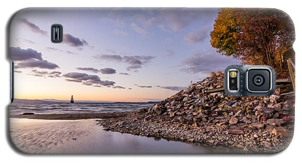 Champlain Twilight Galaxy S5 Case