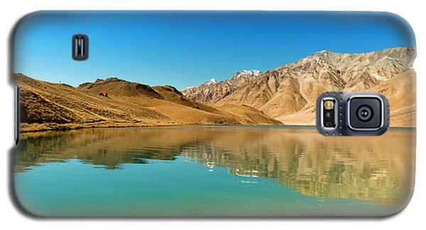 Chandratal Lake Galaxy S5 Case