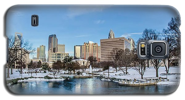 Charlotte Downtown Galaxy S5 Case