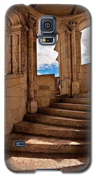 Chateau De Blois Staircase / Loire Valley Galaxy S5 Case