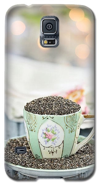 Chia Seeds Galaxy S5 Case