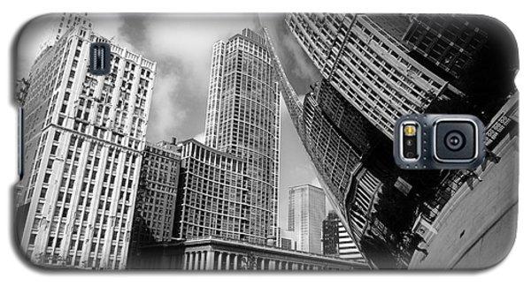 Chicago Architecture Galaxy S5 Case