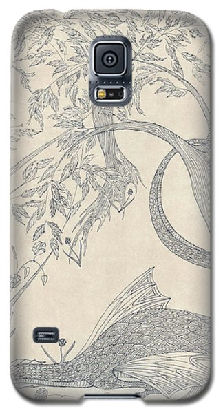 China The Dragon Galaxy S5 Case