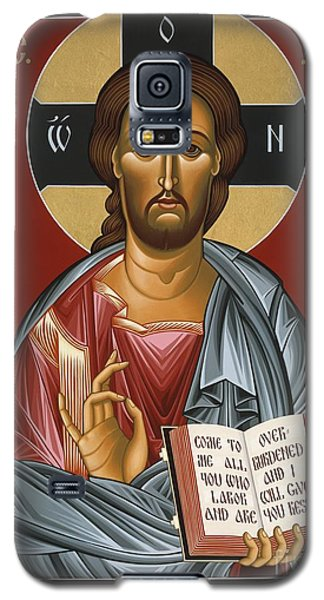 Christ All Merciful 022 Galaxy S5 Case