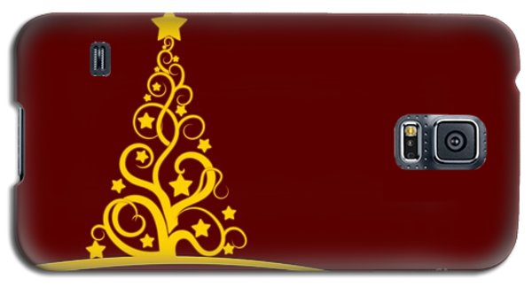 Christmas Card  Galaxy S5 Case