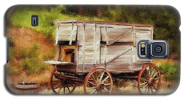 Chuck Wagon Galaxy S5 Case by Mary Timman