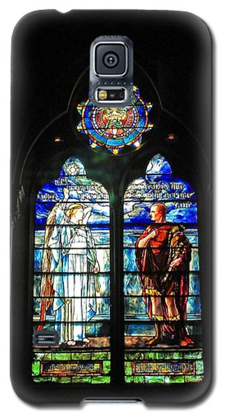 Church Of The Covenant Stained Glass 11 Galaxy S5 Case