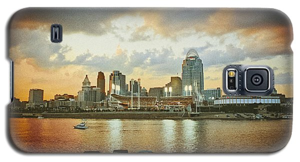 Cincinnati Ohio IIi Galaxy S5 Case