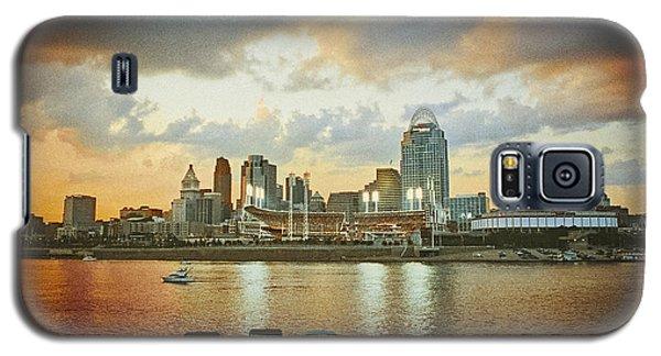 Cincinnati Ohio IIi Galaxy S5 Case by Scott Meyer