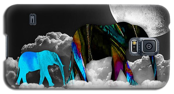 Clouds Galaxy S5 Case by Marvin Blaine