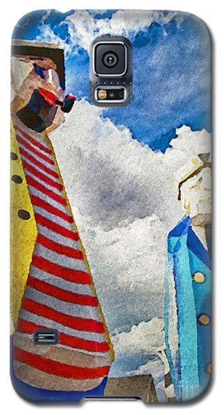 Coast Guard Wc Galaxy S5 Case