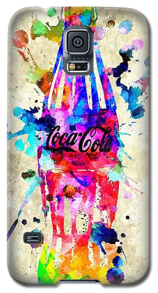 Coca-cola Galaxy S5 Case by Daniel Janda