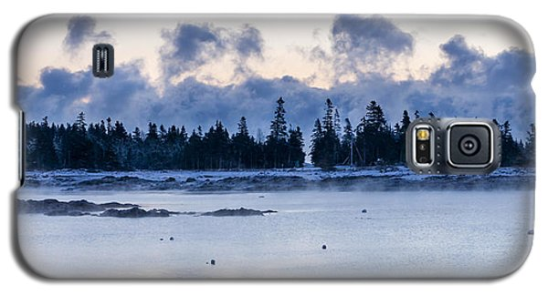 Cold Day Down East Maine Galaxy S5 Case