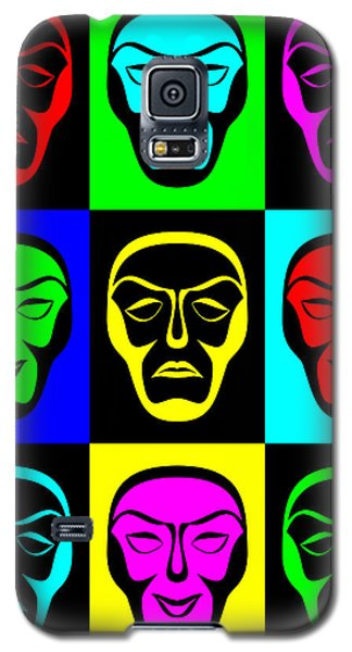 Comedy And Tragedy Galaxy S5 Case by Jane McIlroy