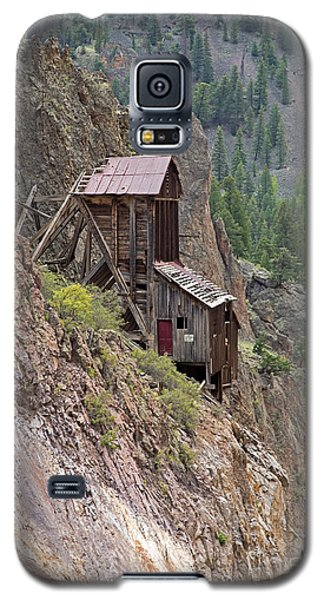 Commodore Mine On The Bachelor Historic Tour Galaxy S5 Case