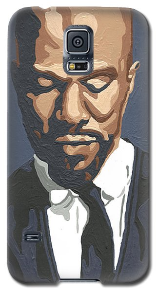 Galaxy S5 Case featuring the painting Common by Rachel Natalie Rawlins