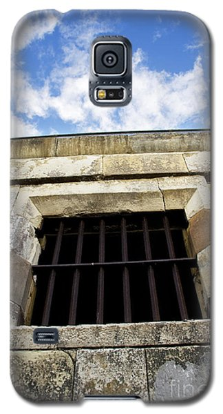 Dungeon Galaxy S5 Case - Convict Cell by Jorgo Photography - Wall Art Gallery