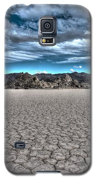 Cool Desert Galaxy S5 Case