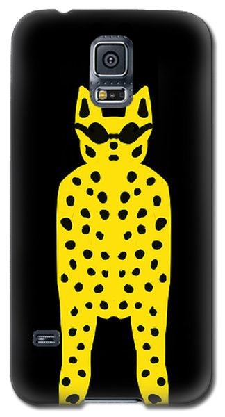 Simply Cool For Cats  Galaxy S5 Case