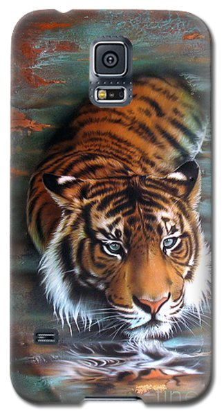 Copper Tiger II Galaxy S5 Case
