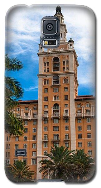 Coral Gables Biltmore Hotel Galaxy S5 Case