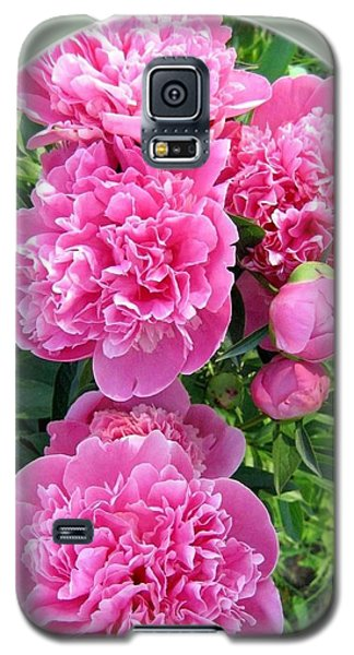 Country Peonies Galaxy S5 Case