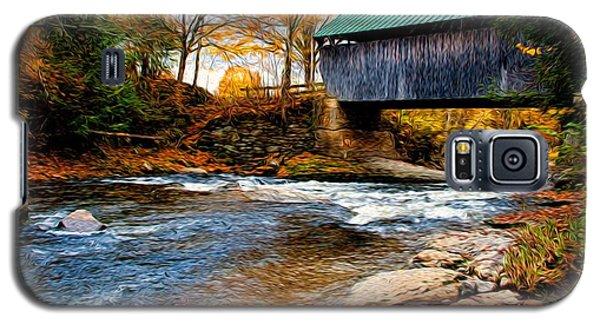 Covered Bridge Galaxy S5 Case