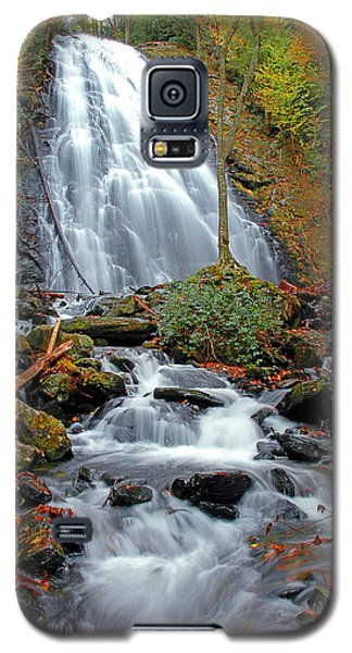 Crabtree Falls Galaxy S5 Case by Alan Lenk
