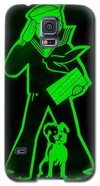Crackerjack Green Galaxy S5 Case