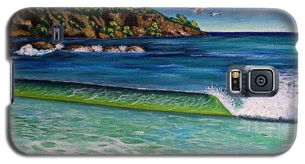 Crashing Wave Galaxy S5 Case