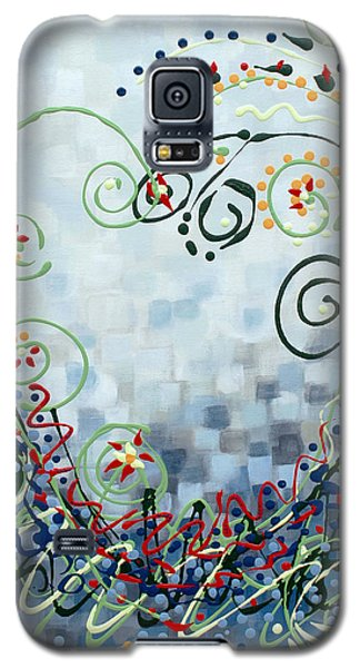 Crazy Love Jazz Galaxy S5 Case by Holly Carmichael