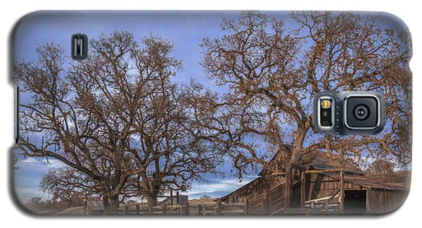 Cripple Creek Barn Galaxy S5 Case