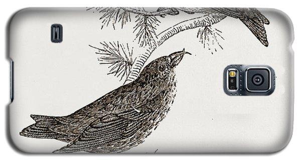 Crossbills Galaxy S5 Case