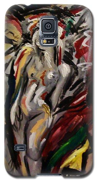 Cupid Galaxy S5 Case by Dawn Fisher