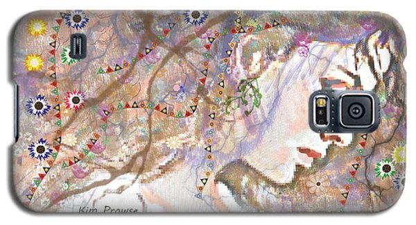 Daisy Chain Galaxy S5 Case by Kim Prowse