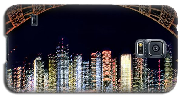 Dallas At Night Galaxy S5 Case