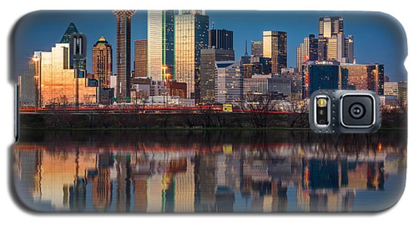 Dallas Skyline Galaxy S5 Case