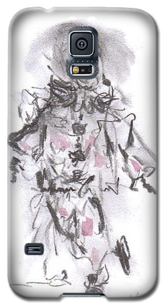 Dancing Clown Galaxy S5 Case by Laurie L