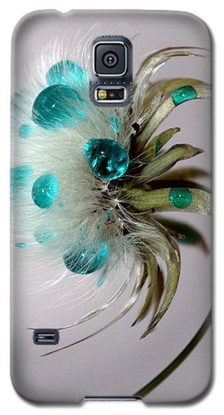Dandelion Blues Galaxy S5 Case