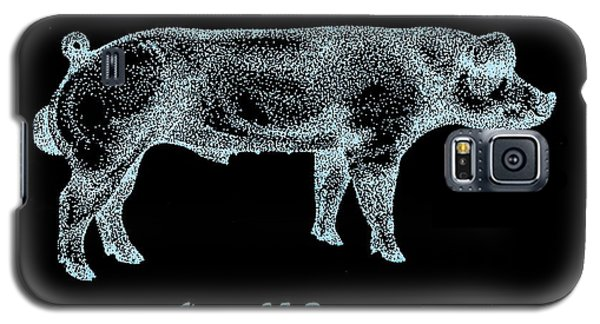 Danish Duroc Galaxy S5 Case by Larry Campbell