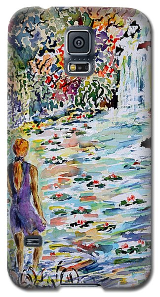 Daughter Of The River Galaxy S5 Case