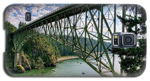 Deception Pass Galaxy S5 Case by Spencer McDonald