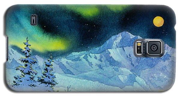 Denali Night Galaxy S5 Case by Teresa Ascone