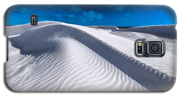 Desert Sands Galaxy S5 Case
