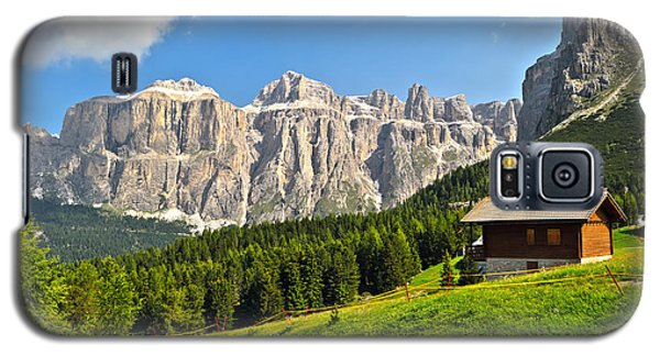 Dolomiti - High Fassa Valley Galaxy S5 Case