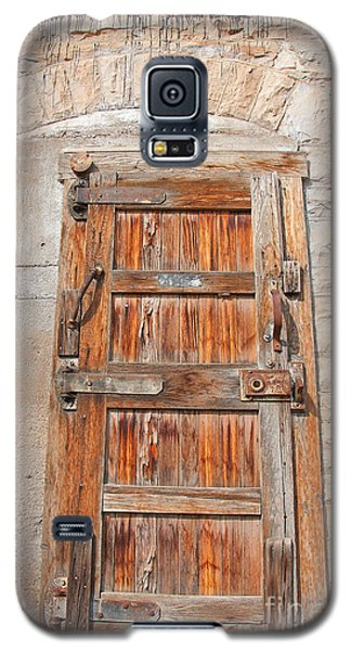 Galaxy S5 Case featuring the photograph Door Series 1 by Minnie Lippiatt